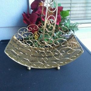 🍀Wire scoop basket